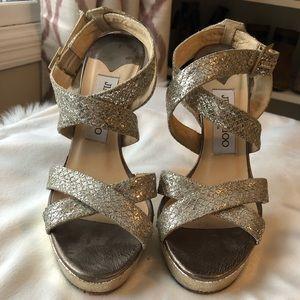 Jimmy Choo heels 36.5